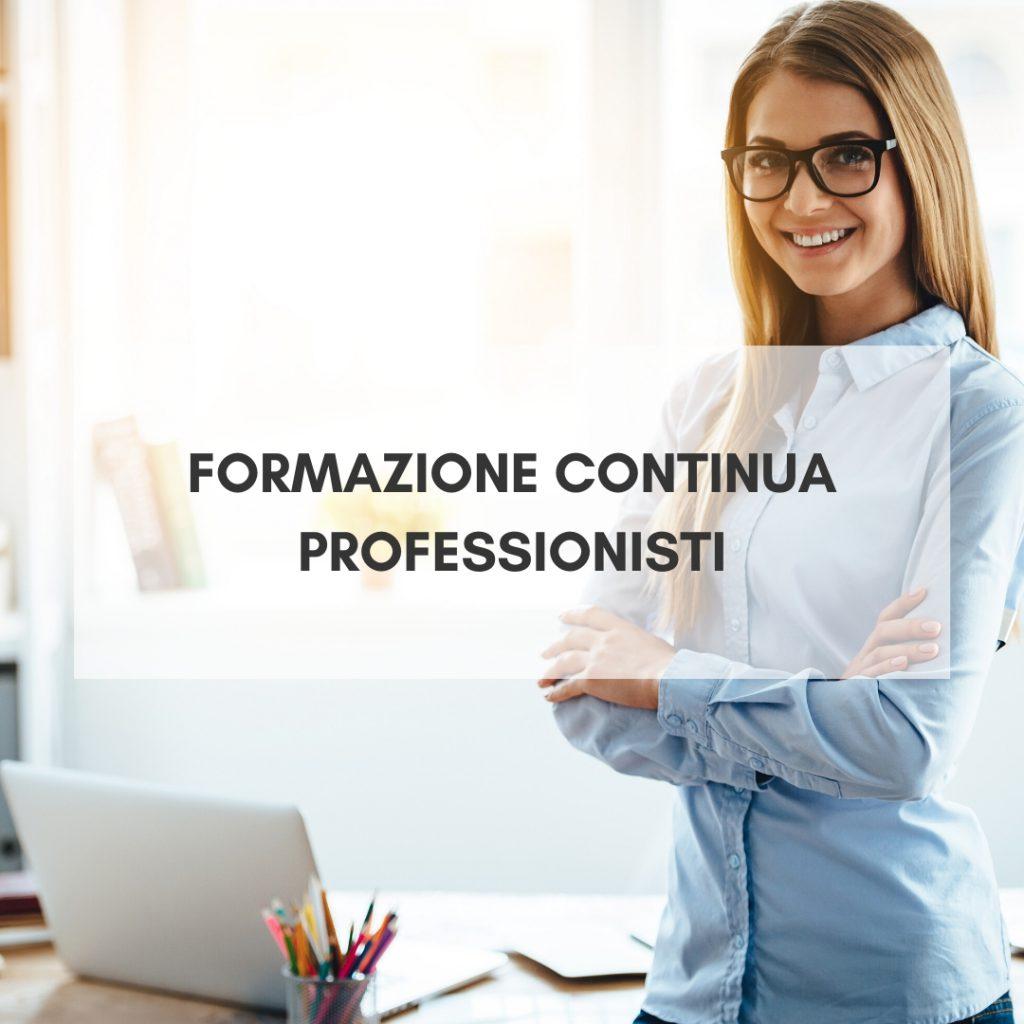 Crediti formativi professionali a Bari: corsi di formazione continua