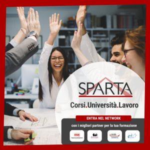 Opportunità di lavoro a Bari: network Sparta Formazione