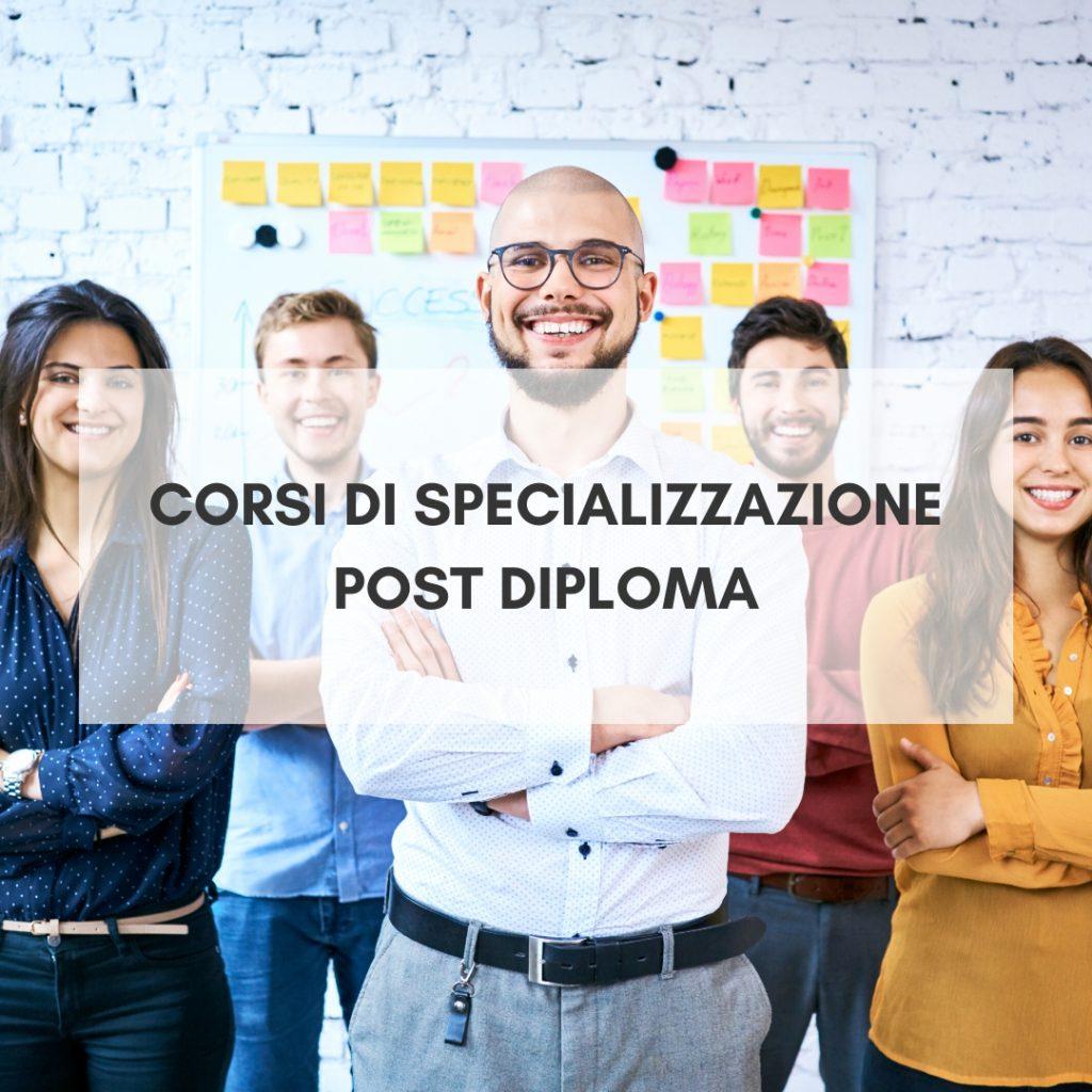 Corsi post diploma a Bari