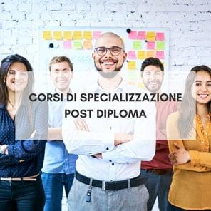 Corsi di specializzazione post diploma a Bari