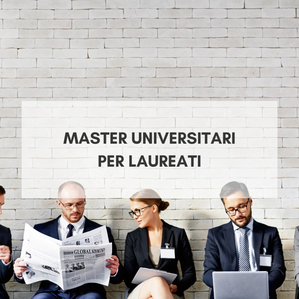 Master universitari a Bari