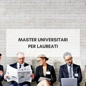 Master universitari online a Bari