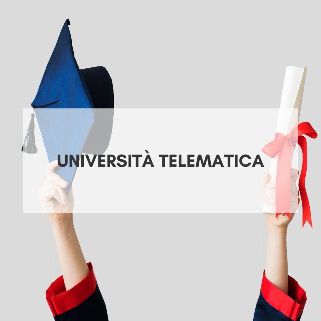 università telematiche online pegaso e mercatorum a Bari